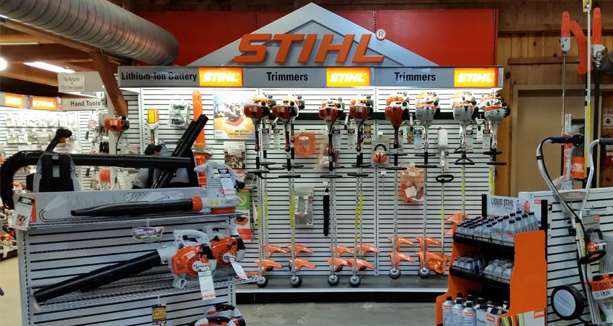 Stonehedge Landscaping Co and Stihl